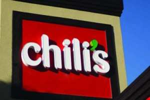 Chili's Sign_Channel Letters