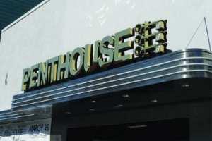 Penthouse_Halo lit letters logo